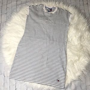 VINTAGE TOMMY HILFIGER• striped dress